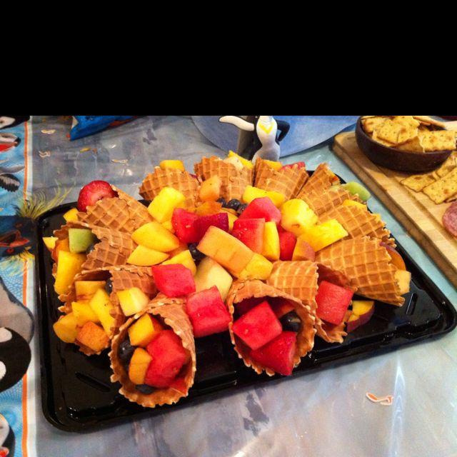 children birthday party snacks dinner party ideas pinterest