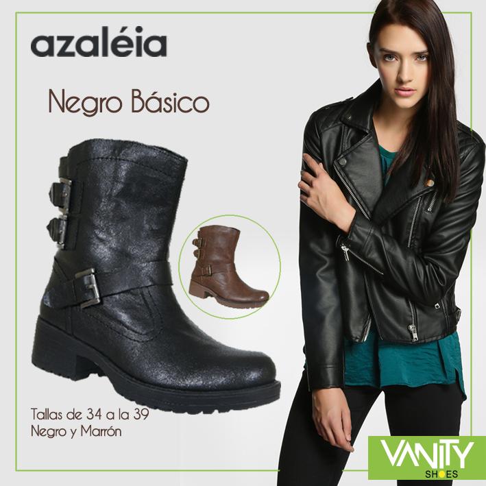 Botas Básicas con Azaleia Perú y Vanity Shoes que no falten en tu #Closet #Moda #Invierno