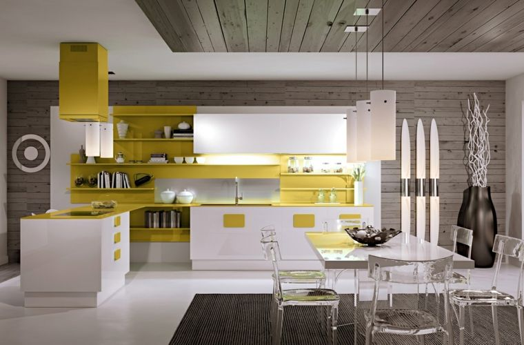 Cocinas Bonitas Y Modernas