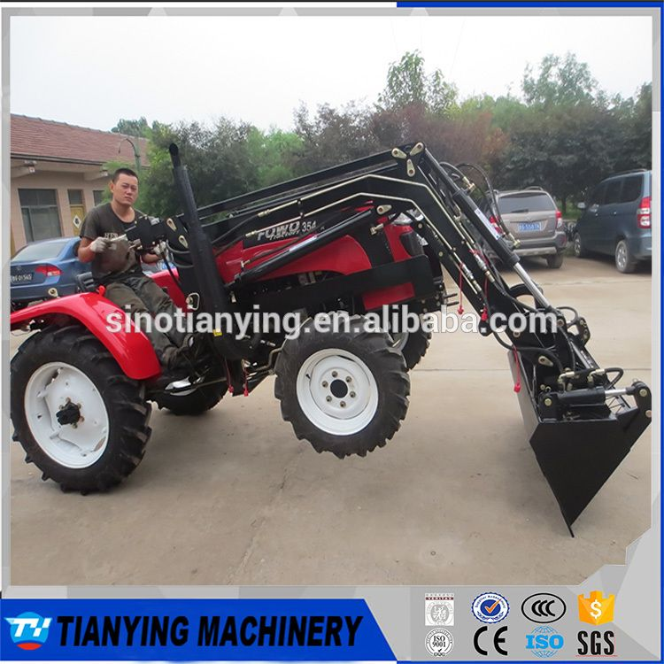 Compact Mini Tractors With Front End Loader For Sale Tractors Mini Compact