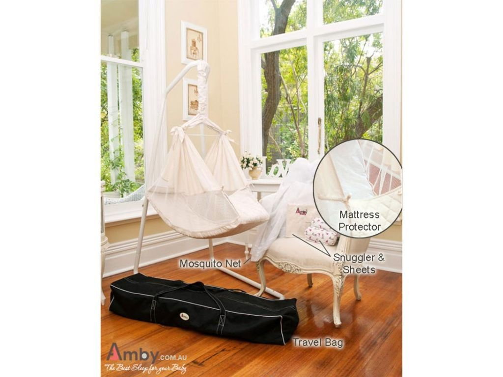 Amby air baby hammock super value package baby u toddler