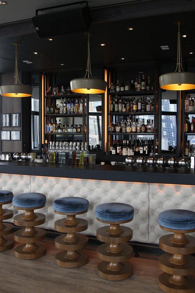 Skylark Lounge Midtown S Hideaway Bar Interior Design Bar Interior Luxury Bar