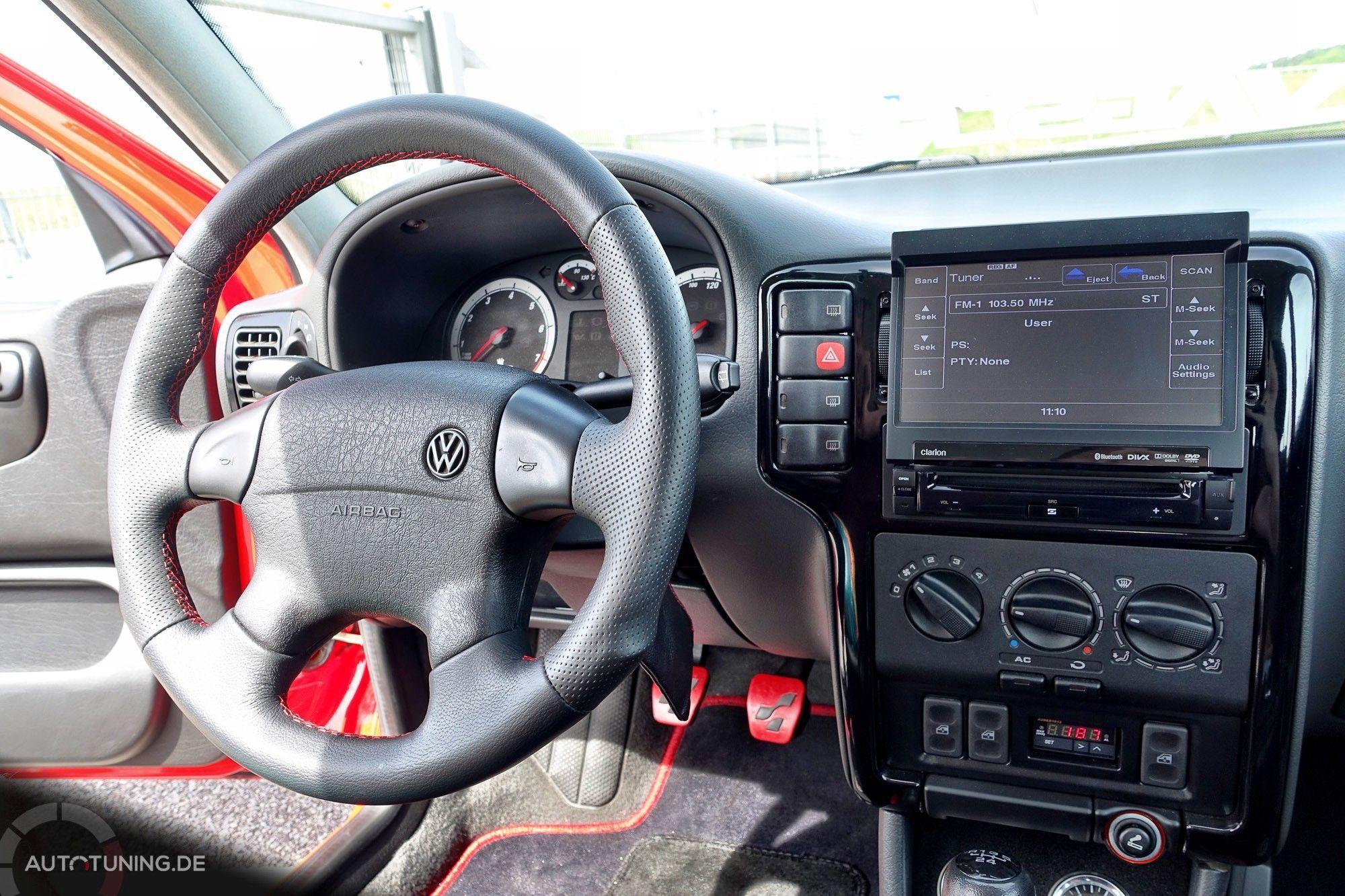 Dieser Rote Ausserlich Relativ Dezent Gehaltene Volkswagen Polo 6n Gti Ist Mit Seinen Uber 300 Pferdchen Unter Der Volkswagen Polo Gti Volkswagen Polo Vw Polo