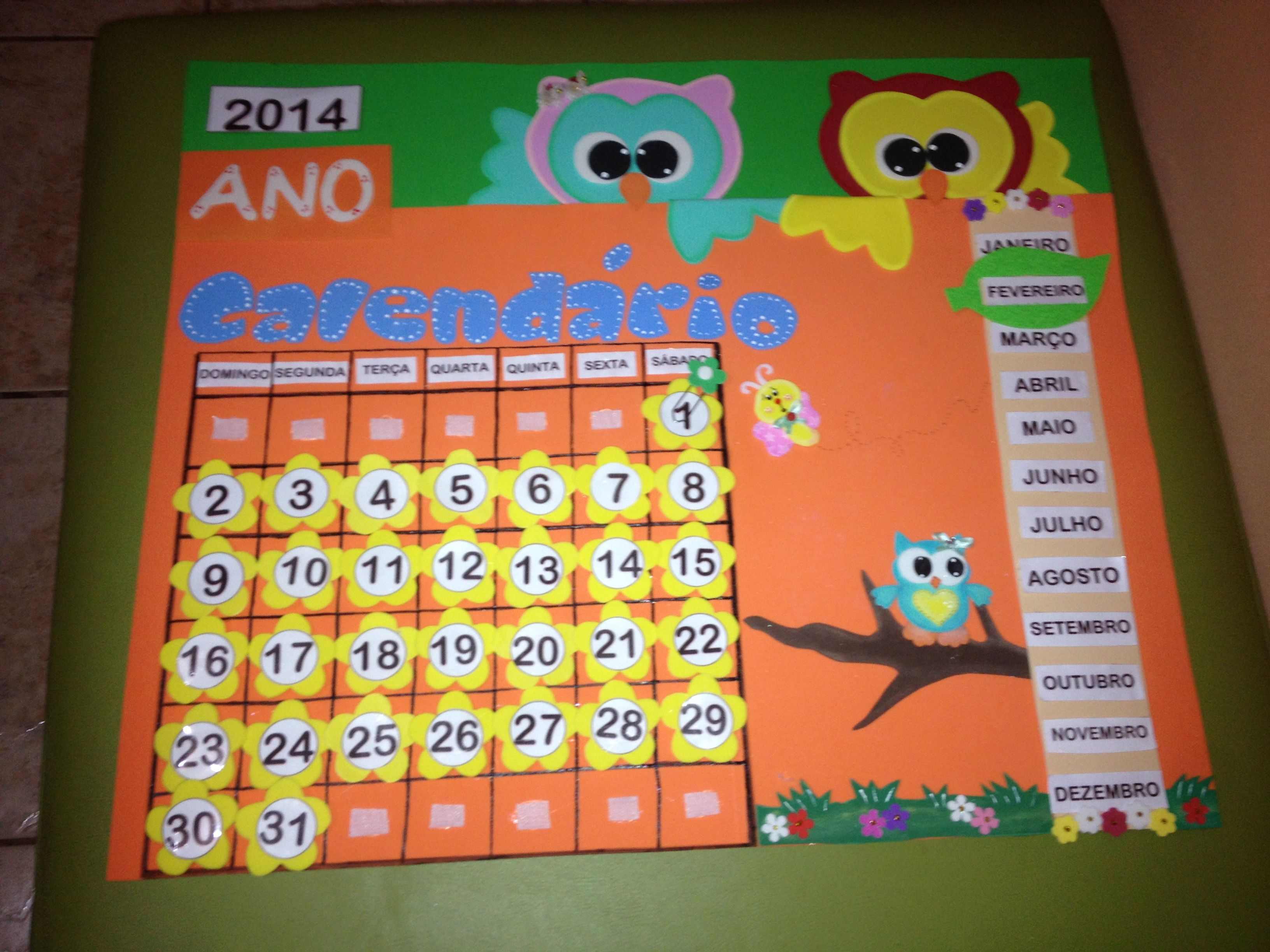 Calendario familia pinterest aula for Calendario manualidades