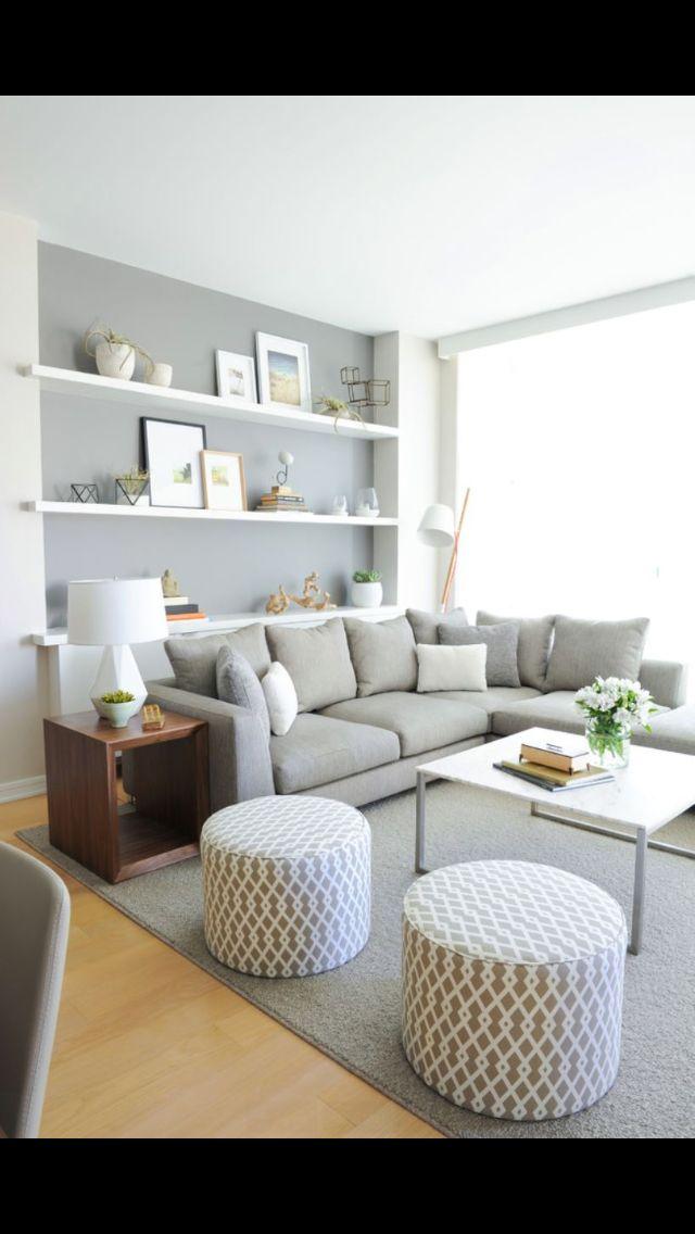 Perfect Light Bright Clean Living Room Decoracao Da Sala
