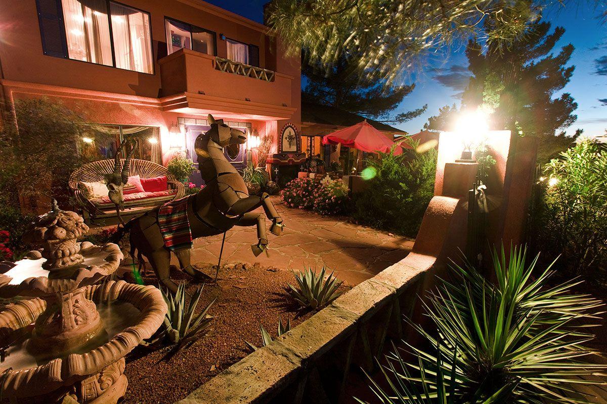 Situated in beautiful Sedona, Arizona, A Sunset