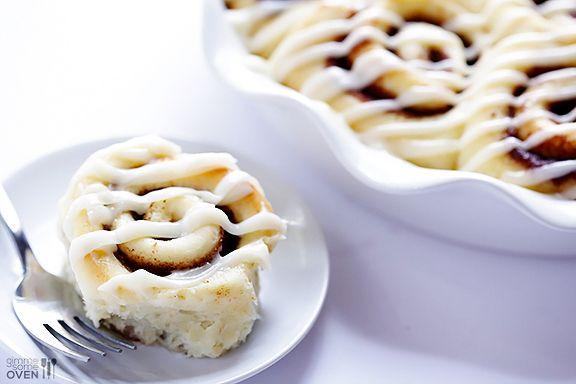 Fast and easy cinnamon bun recipe