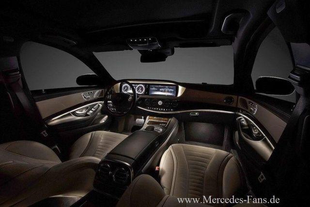 Vorfreude ist die schönste Freude: mit der neuen Mercedes S-Klasse bringen die Stuttgarter einen neuen automobilen Meilenstein auf die Straße. Kein Auto wird