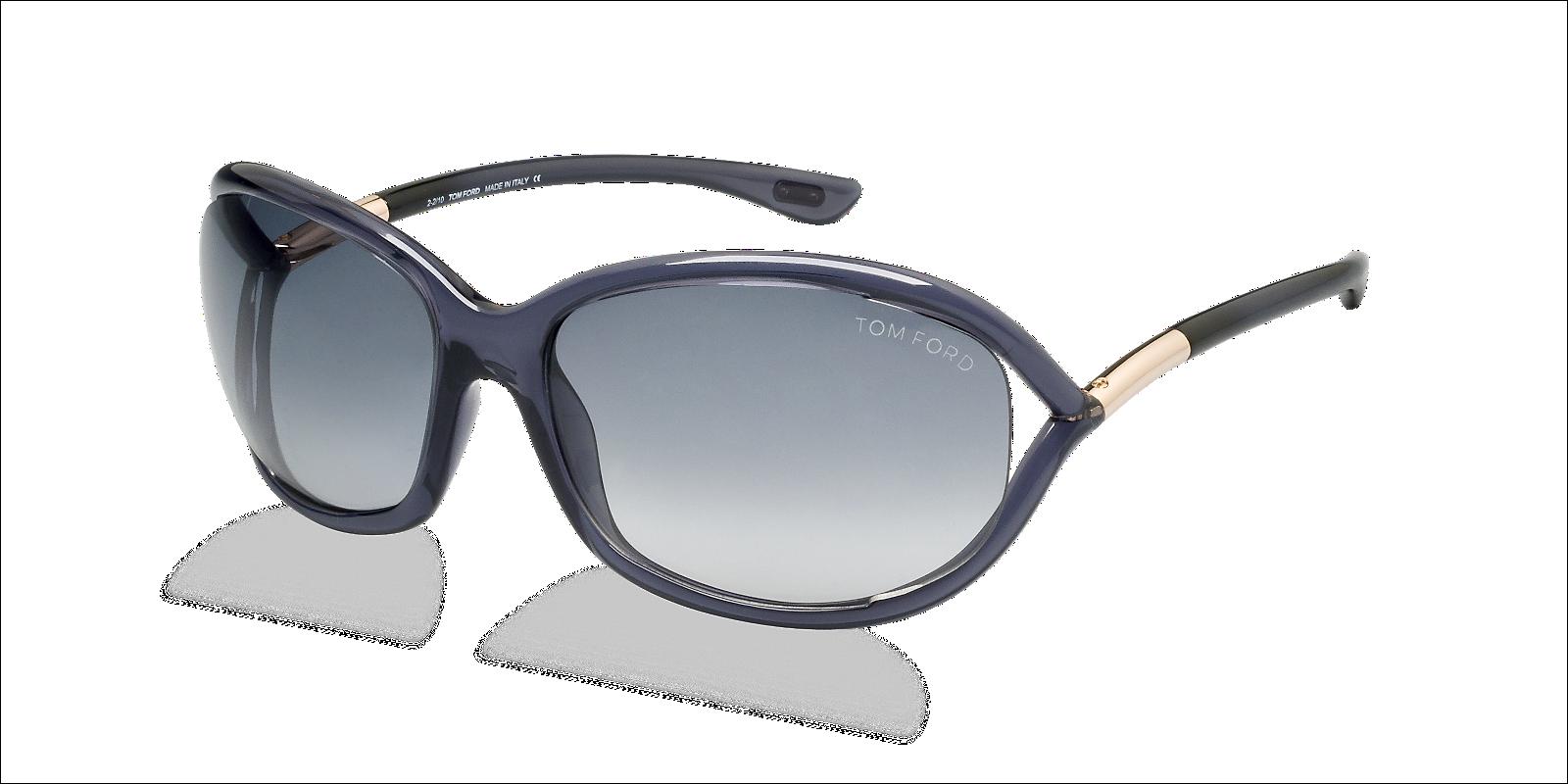 66b8f106bcba Tom Ford Jennifer sunglasses - high style for luxury travel