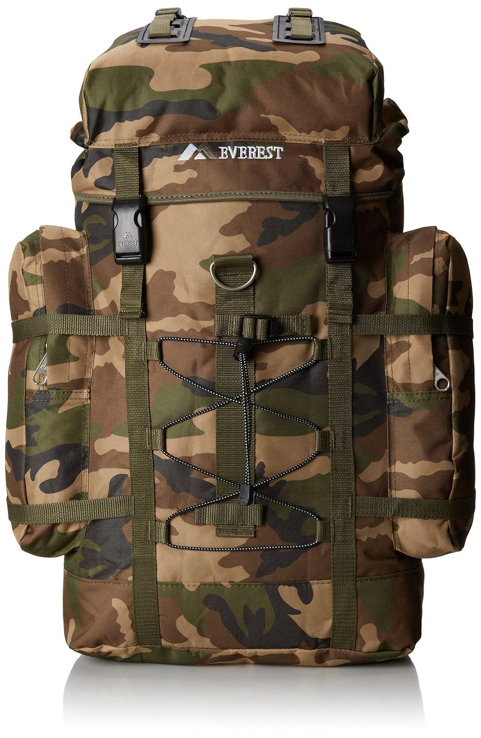 Everest Woodland Camo Hiking Pack >> Huge discounts available  : backpacking packs