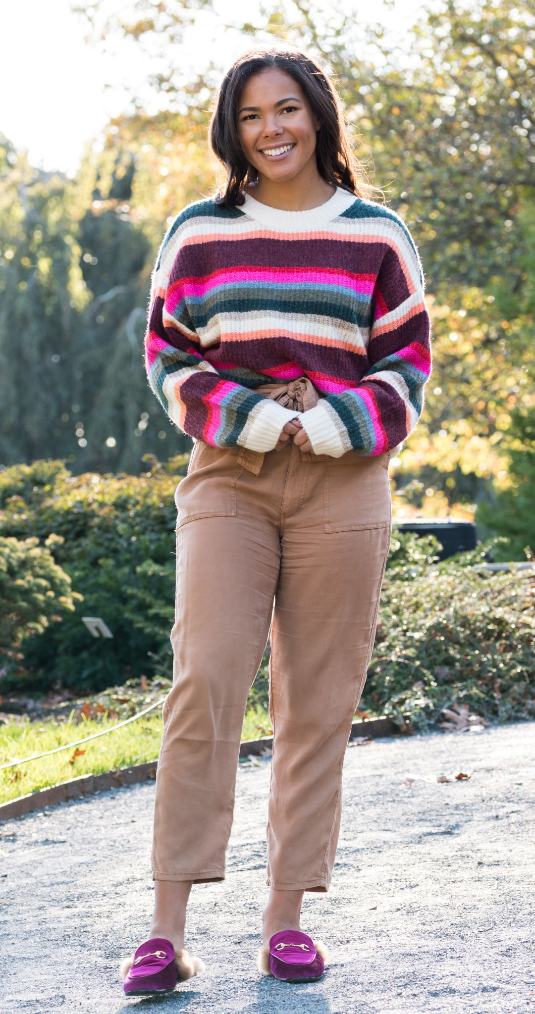 Four Cute Thanksgiving Outfit Ideas | Karen Faye Style