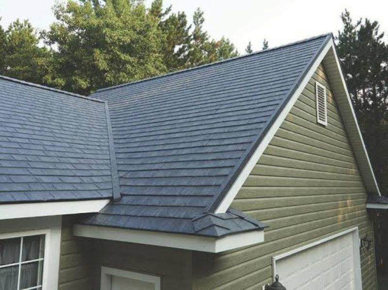 Roof Repair Tips To Keep In Mind When Repairing Your Roof Roof Types Materials House Ro In 2020 Roofing Architecture Metal Shingles
