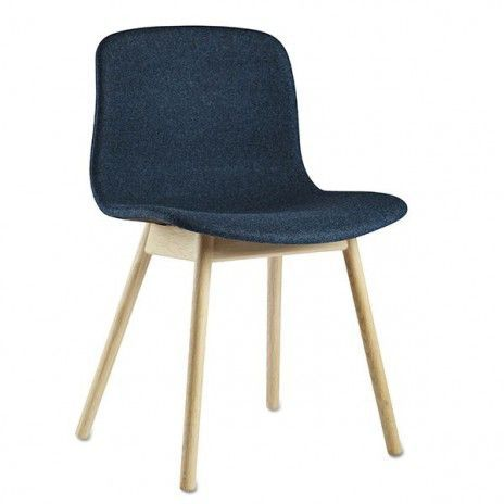 About A Chair Ref Aac13 Upholstered Seat Feet In Wood Oak Or Ash Chaises De Salle A Manger Design Chaise Chaise Confortable