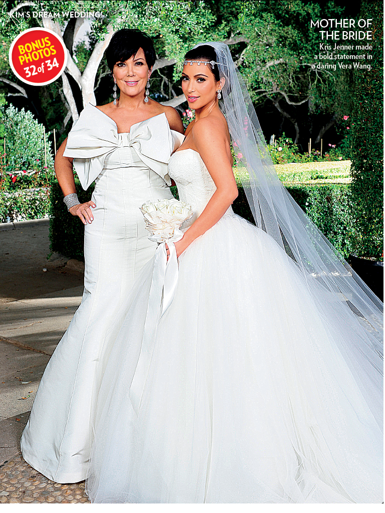 What Type Of Bride Are You Celebrity Wedding Dresses Kim