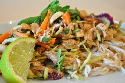 Thai Chicken Salad Recipe (making this tomorrow night!)