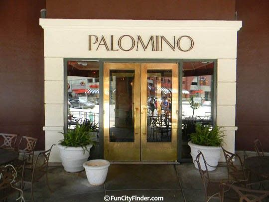 Palomino Restaurant In Downtown Indianapolis