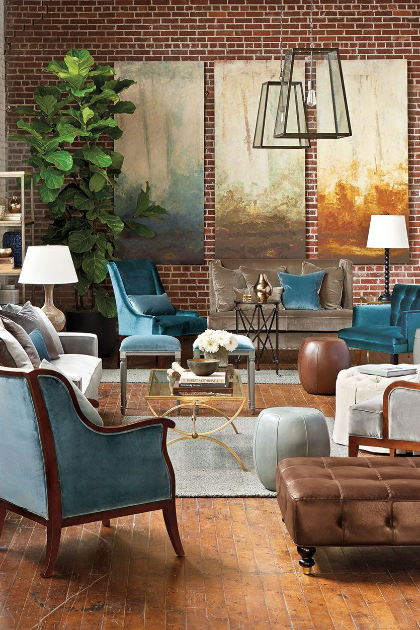 Designer Living Room Delectable Q&a With Designer Bill Peace  Peace Catalog And Designers Inspiration