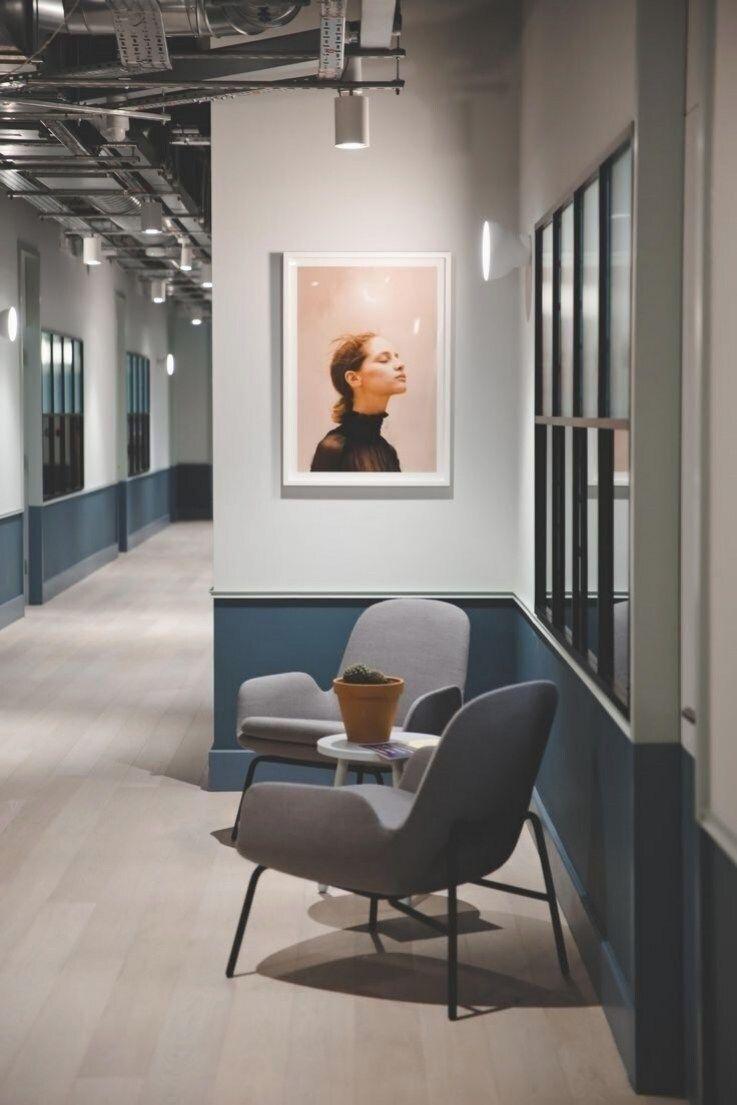 Wir Sind Bei Der Beleuchtung Ihres Home Office Mit Der Besten Lichtlosungen In 2020 Moderne Burogestaltung Burowandgestaltung Buro Design