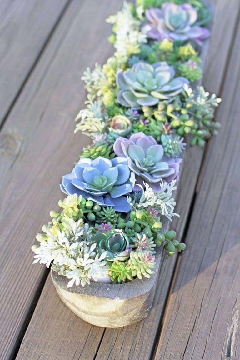 45 Simple Succulent Plants Decor Ideas You Will Love Succulents