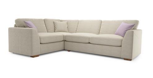 Blanche Right Hand Facing 2 Seater Corner Sofa Sherbet Dfs 2 Seater Corner Sofa Sofa Corner Sofa
