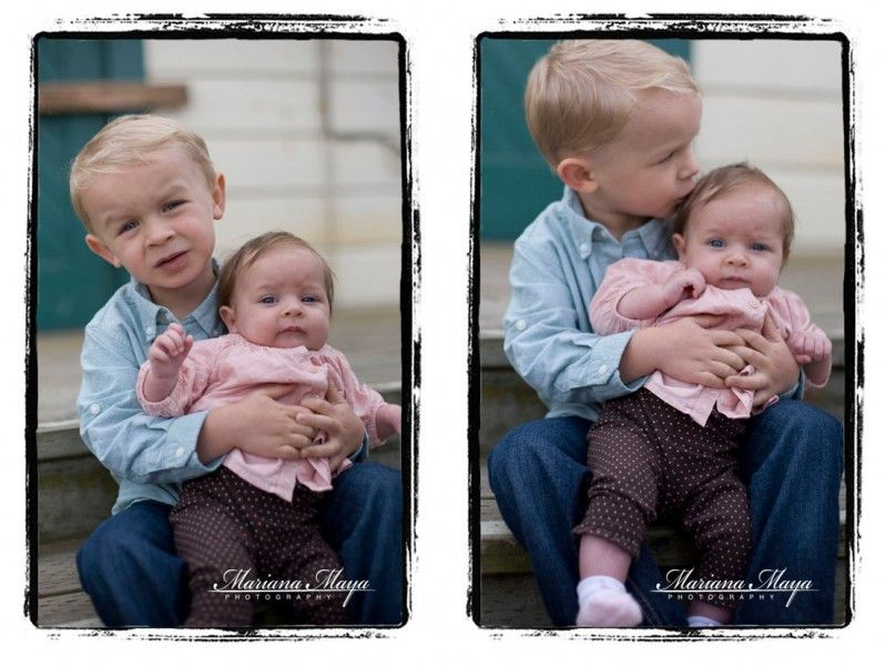 Cute Big Brother Little Sister Photo With Images Sibling