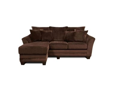 Shop For Fusion Chaise Sofa, 7640330, And Other Living Room Sofas At WG  Furniture