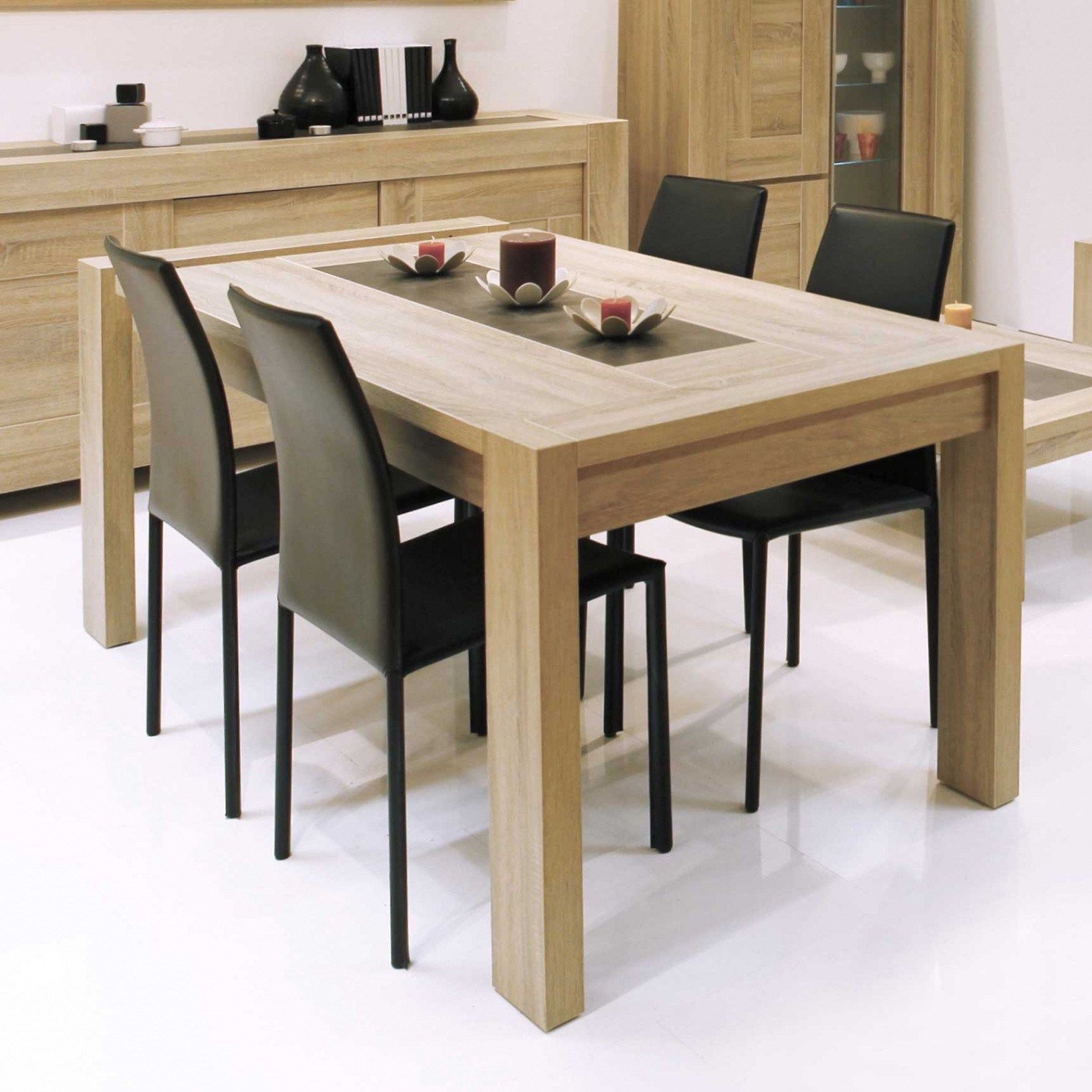 Beautiful Table Salle A Manger Extensible 12 Couverts With Images