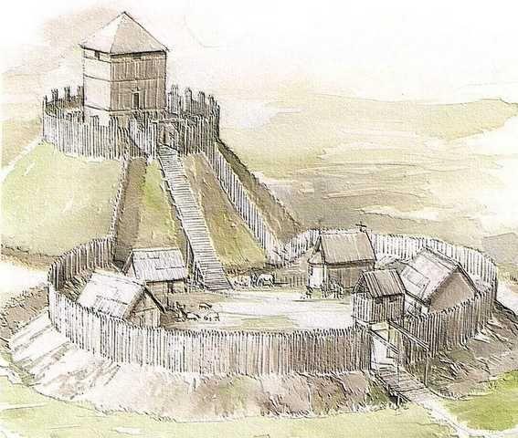 Motte Feodale De Gresignac Chateau Feodal Et Ruine Medievale Chateau Fantastique Chateau Medieval Architecture Historique