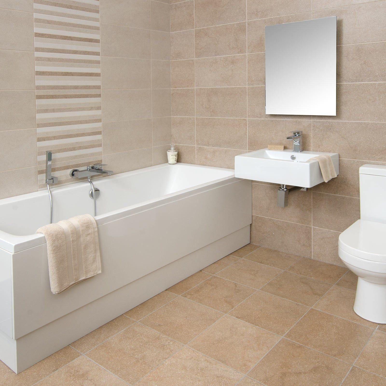 Insanely Beautiful Luxury Bathroom Tile Ideas Beige ...