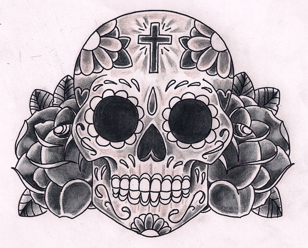 Iphone wallpaper tumblr skull - Explore Mexican Skull Tattoos And More