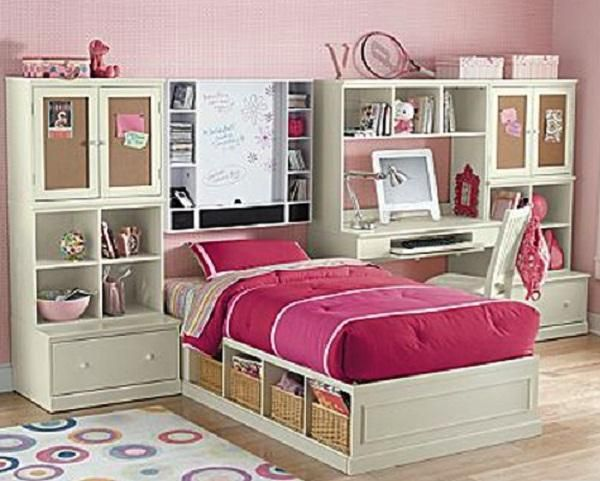 Teenage Girl Room Ideas Designs teenage girl room ideas designs photo 17 Bedroom Shelf Ideas For Small Rooms Amazing Teenage Girl Room Furniture Idea With White Bed Frame With Babieskids Rooms I Love Pinterest Girls