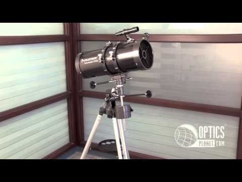Celestron powerseeker eq telescope opticsplanet product