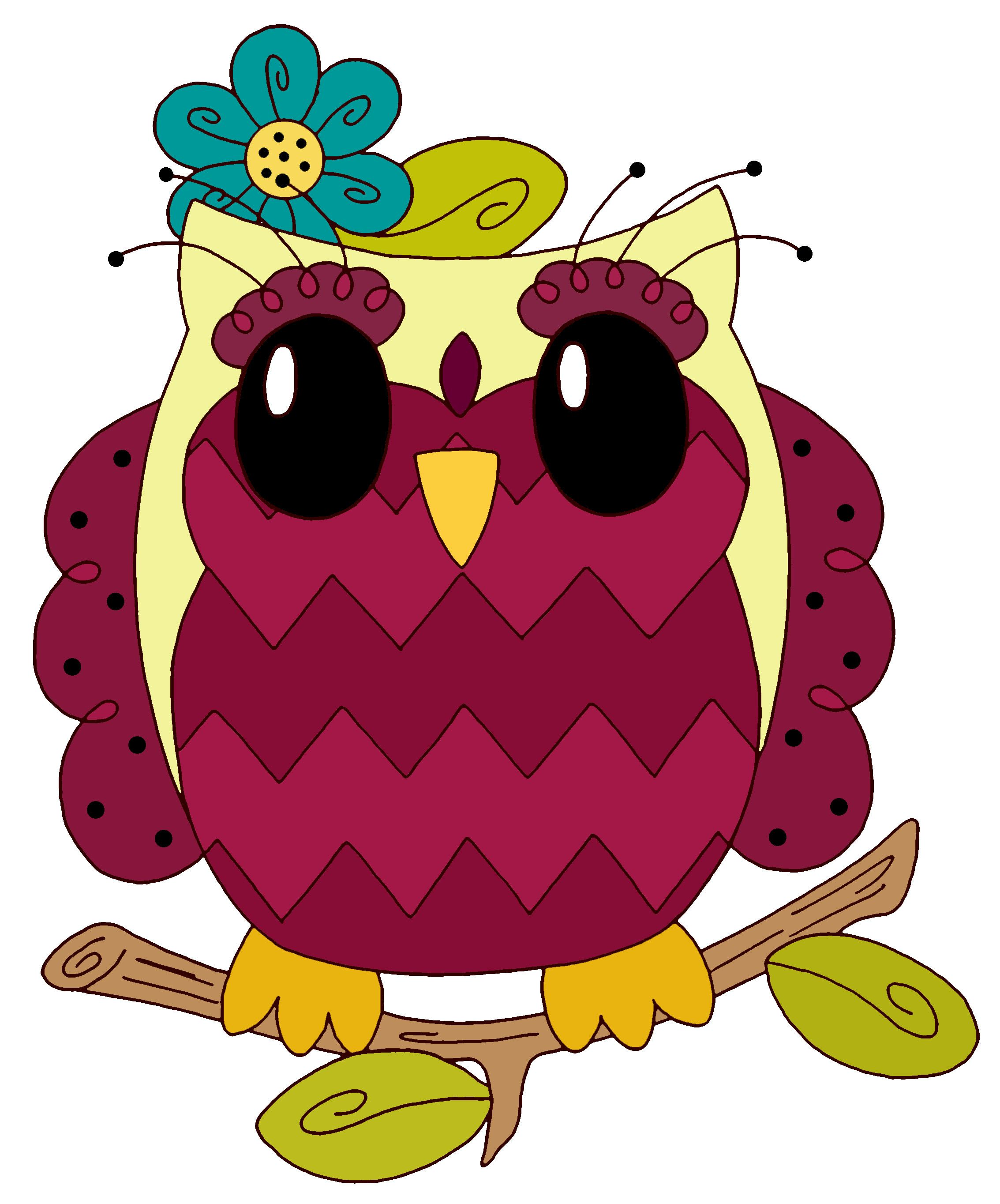 fabulous colorful owl you can view or purchase this design for your rh pinterest com clipart for digitizing embroidery