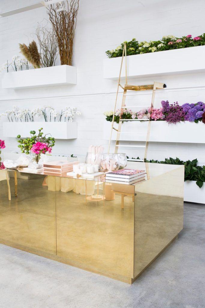 Blush Flowers Parnell Interior Design Florals Flower