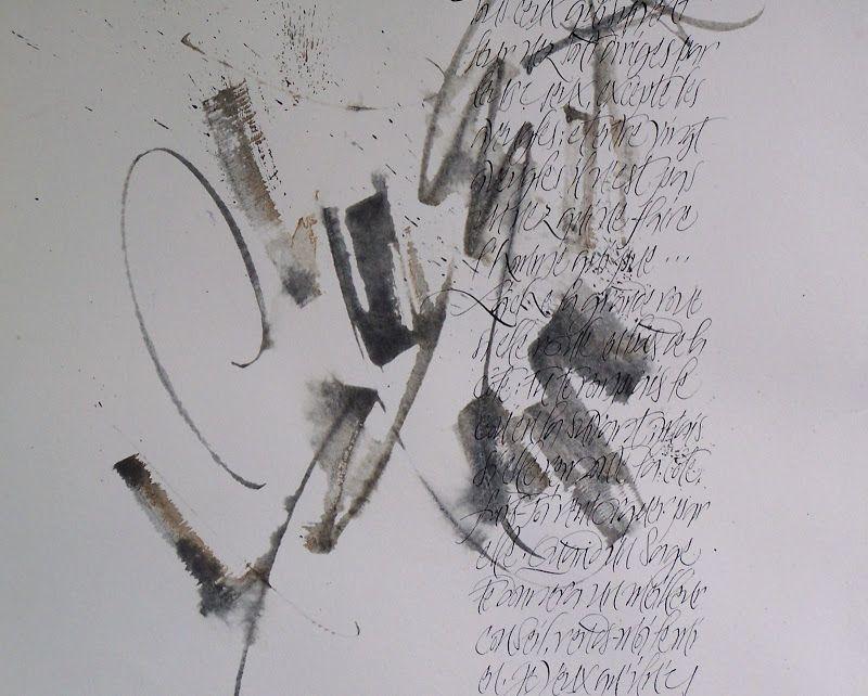 Calligraphie - Chazalus - Álbumes web de Picasa