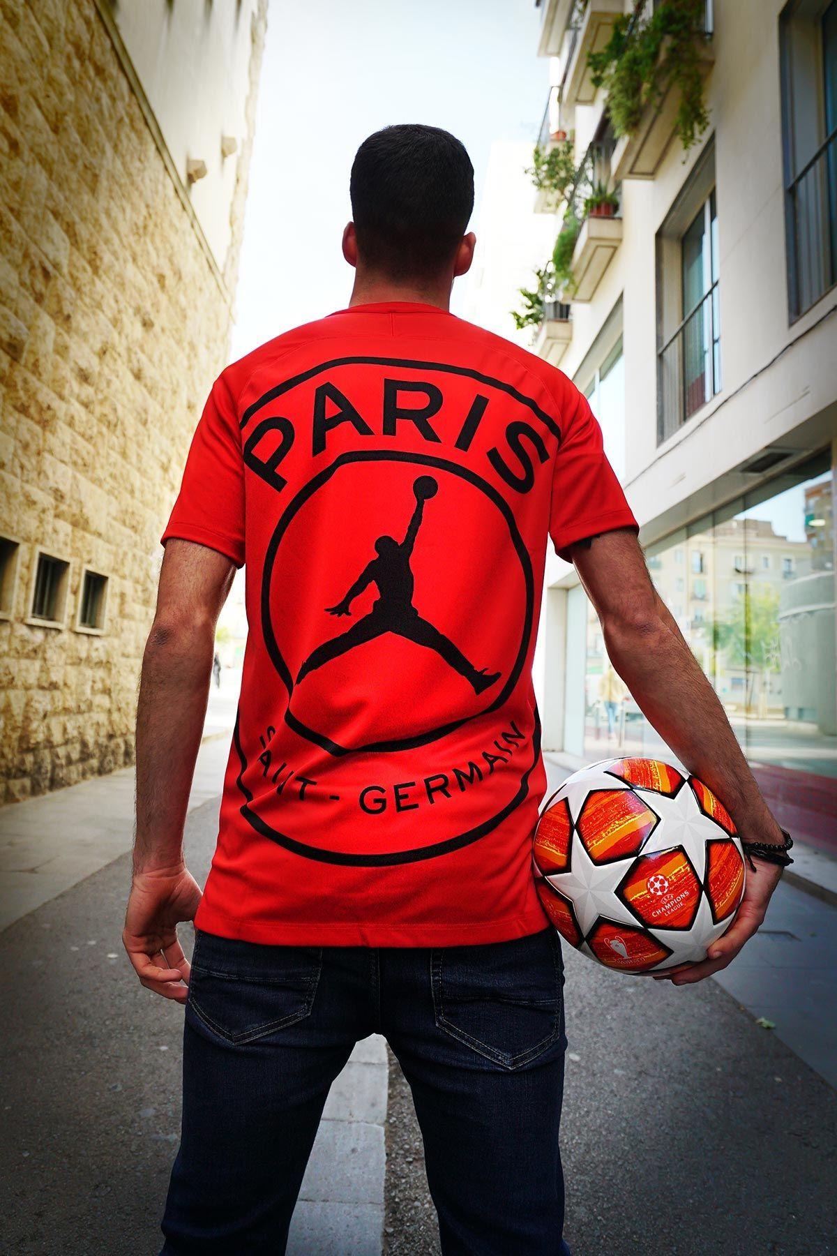 picar Stevenson Profesor de escuela  Camiseta PSG Jordan entreno Squad #nike #psg #championsleague #soccer Foto:  @donforofo (instagram) para #futbolm… | Camisetas de equipo, Equipo de  fútbol, Fútbol