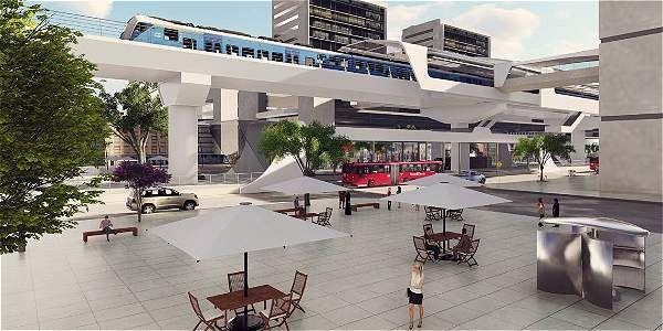 La inversión para el metro será de los 13,8 billones de pesos - resumen 8 millas