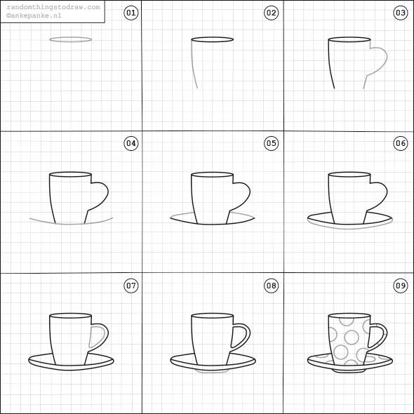 Learn how to draw fun things with easy instructions, also great for ...