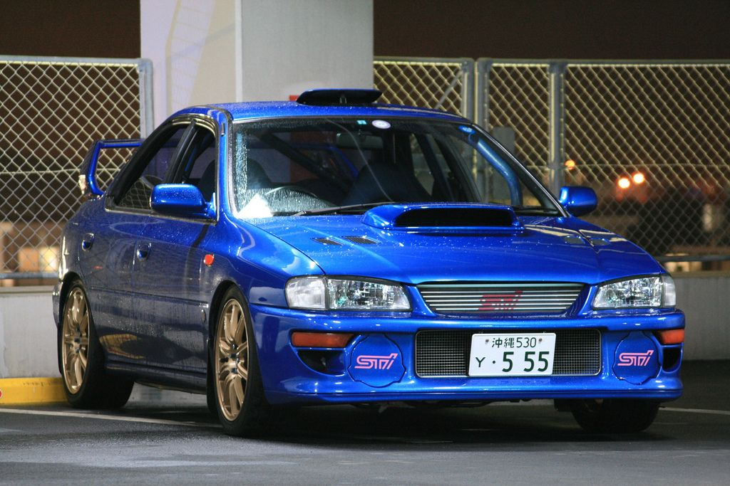 Old Duwels 99 STI RA Limited 450 1000