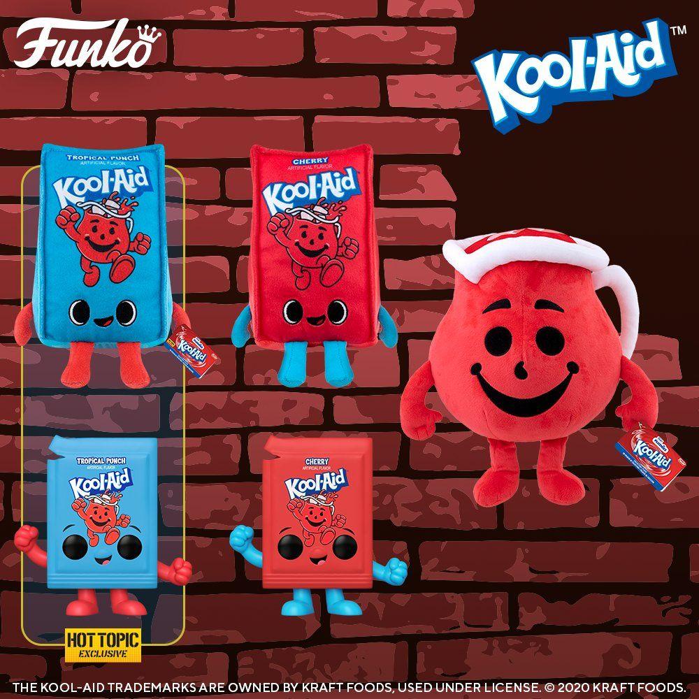 Coming Soon Funko Pop Kool Aid Products Funko Pop Dolls Funko Pop Vinyl Funko Pop