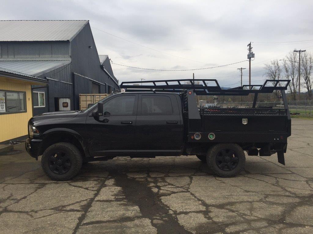 Great Northern Single Rear Wheel Long Bed Truck Flatbed Truck