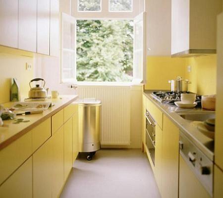 Cocinas pequenas colores5 | casita nueva | Pinterest | Cocina ...