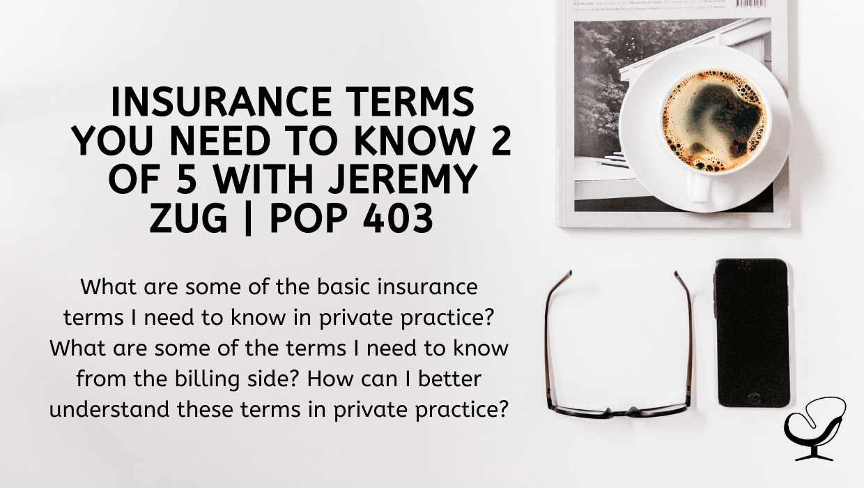 Insurance Terms You Need To Know I Need To Know Need To Know