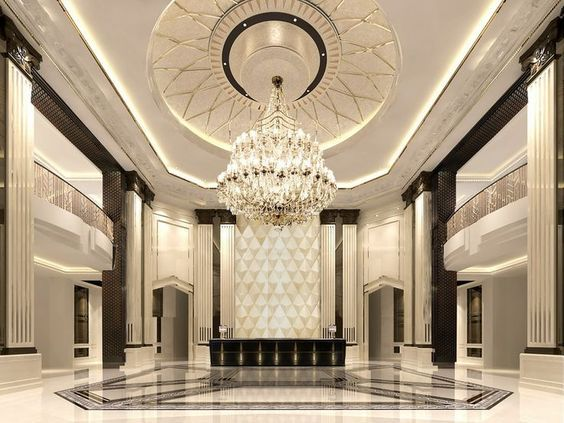Improve your home design with inspiring luxury hotel lighting