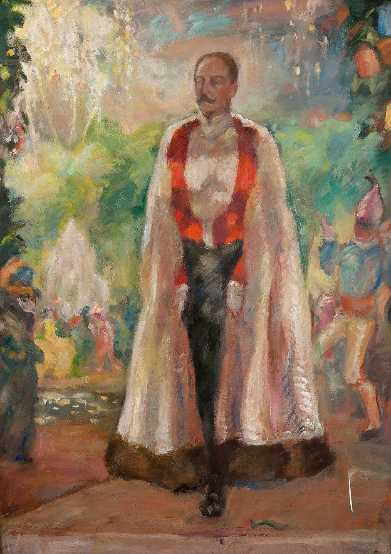 Nicholas Millioti (Nicolai Dmitrievich Milioti), Portrait of Boniface