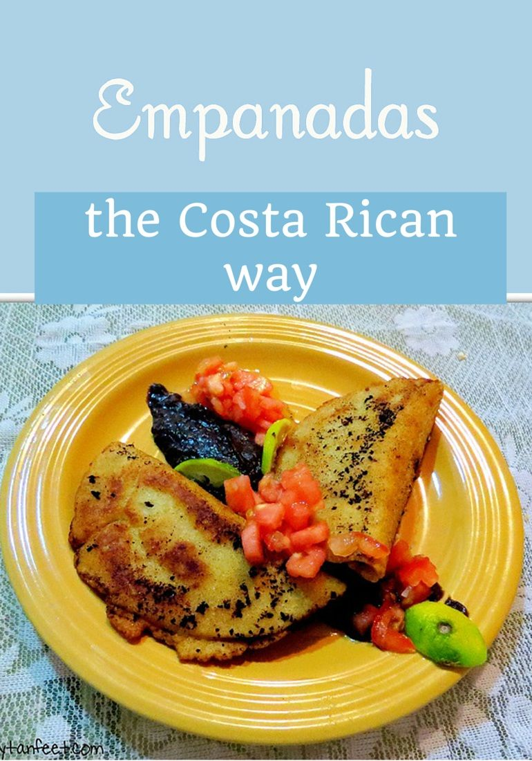 Easy and delicious costa rican empanadas recipe comida latina recipe for empanadas costa rican style get the full easy recipe here http forumfinder Gallery