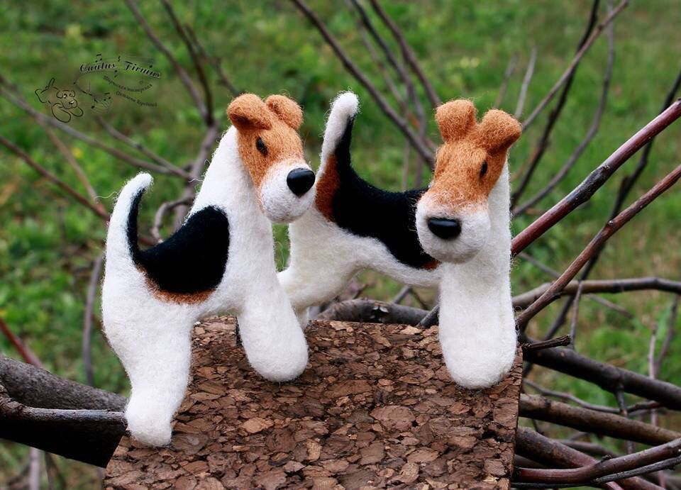 Felted WFTs....