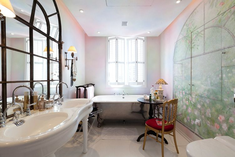 Desire To Inspire Desiretoinspire Net Those Quirky Brits Bathroom Interior Design Beautiful Bathrooms Space Interiors
