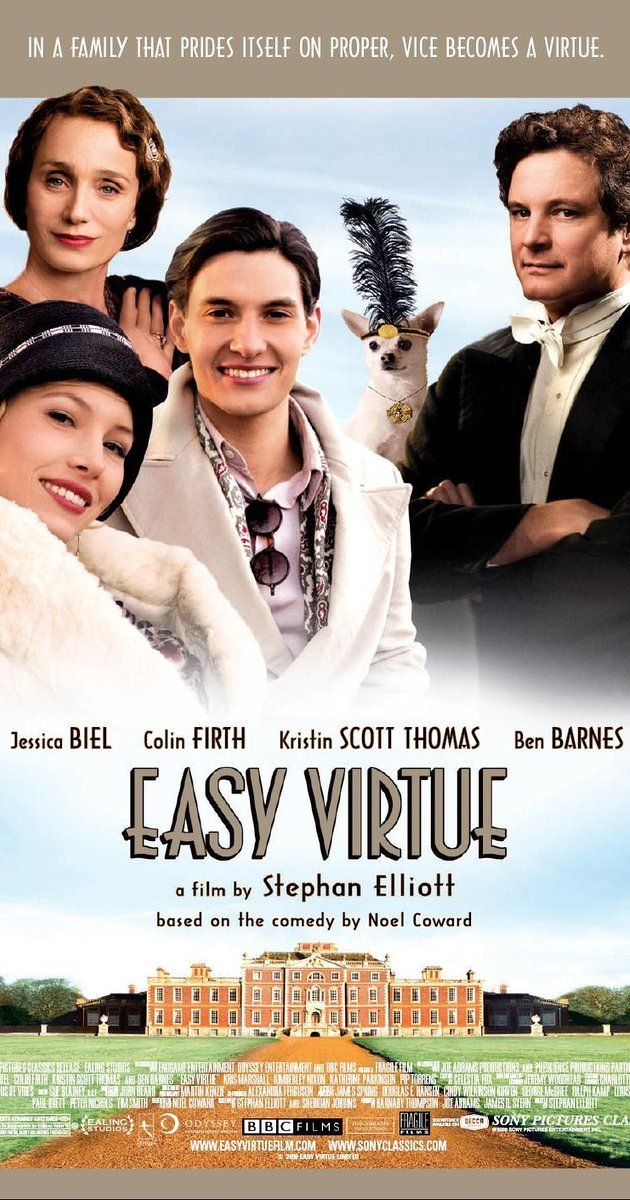 Watch Easy Virtue Full-Movie Streaming