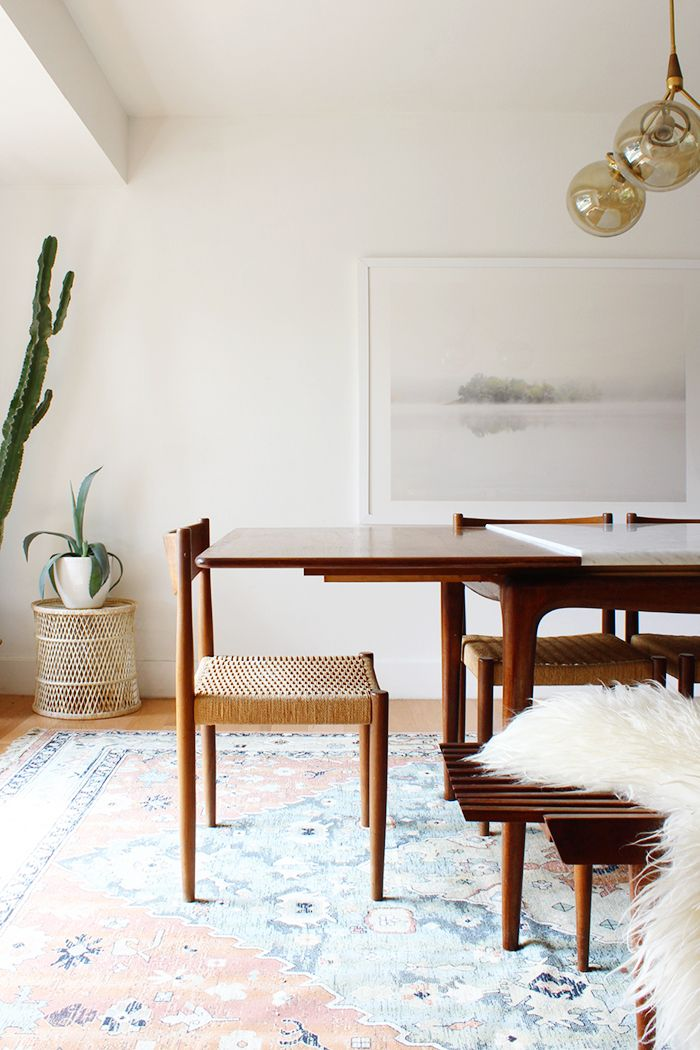 How to Design a Dining Room - 5 Easy Steps Stylistes, Anna et Design
